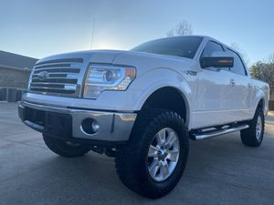 2014 FORD F150 LARIAT FX4 for Sale in Grand Prairie, TX