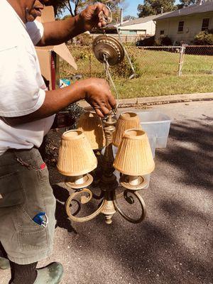 Silling lamp for Sale in Hampton, VA