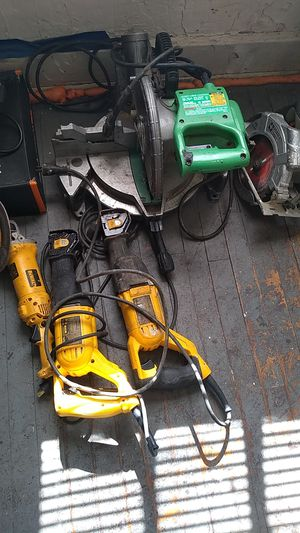 Two table saws two saw zaw around saw for Sale in North Chesterfield, VA