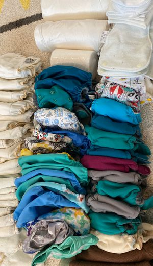 Kangacare, mother ease cloth diapers for Sale in La Jolla, CA