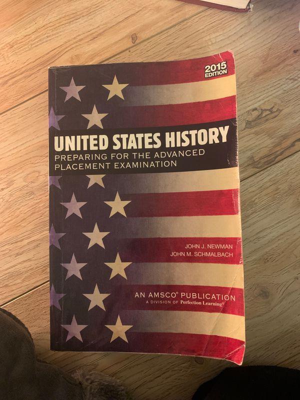 AP United States History Preparing for the AP Exam by John J Newman and John M Schmalbach