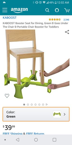 Chair booster for Sale in Fountain Valley, CA
