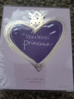 Vera Wang Princess Perfume 3.4oz for Sale in Mentor,  OH