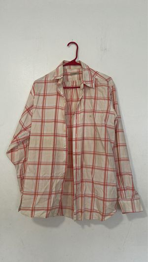 Burberry London shirt size m for Sale in Pembroke Pines, FL