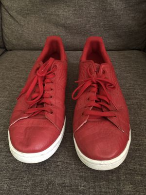 Adidas Stan Smith Red for Sale in Wichita, KS
