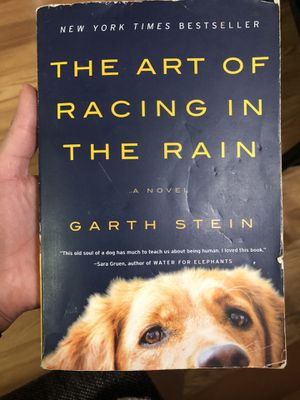 The Art of Racing in the Rain with Notes for Sale in Worth, IL