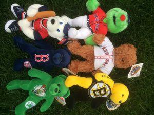 Boston Sports Stuffed Animals for Sale in Cranston, RI
