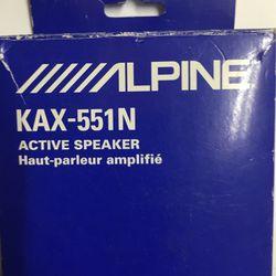 ALPINE KAX-551N for Sale in Anaheim,  CA