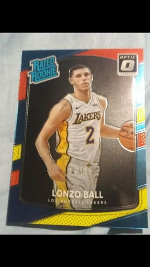 Lonzo Ball Rookie Lot for Sale in Kingsport, TN