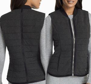 NWT $130 White House Black Market Gray Knit Lounge Vest S for Sale in Tucker, GA