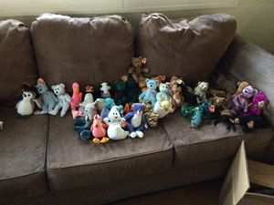 Collectible Rare Beanie Babies for Sale in Orange, CA