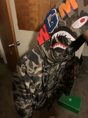 Bape Jacket for Sale in Southfield, MI