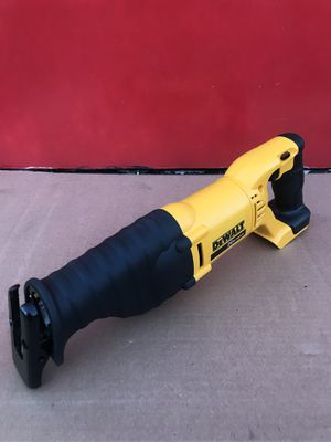 DEWALT 20VOLT SAWSALL LITHIUM ION CORDLESS RECIPROCATING SAW (TOOL ONLY) for Sale in Redlands, CA