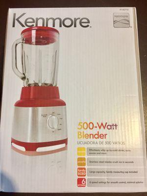 Brand New Kenmore 500 Watt Blender 😁 for Sale in Ballwin, MO
