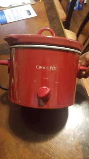 Crock pot cooker for Sale in Chattanooga, TN