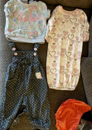 Baby girl clothes for Sale in Suffolk, VA