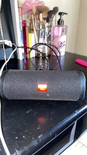 JBL speaker with charger for Sale in Chino, CA
