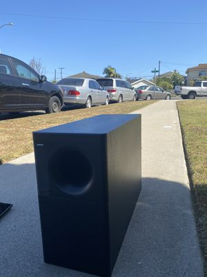 Bose Acoutimass Series II for Sale in Garden Grove, CA