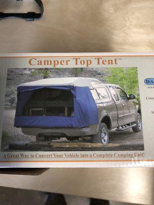 Camper topper. for Sale in Santa Ana, CA