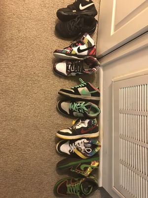 $300 DEAL NIKE SBS SIZE 10-11 BUY 4 GET 1 FREE NIKE ACG for Sale in Herndon, VA