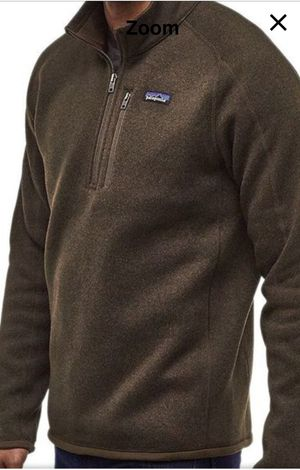 Patagonia Better Sweater brown ladies size Medium for Sale in Duluth, GA