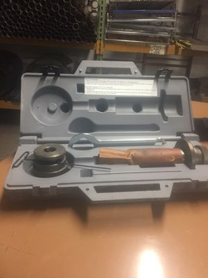 Groove Roller Changeout for Sale in Cleveland, OH