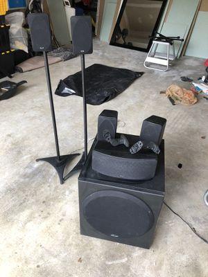 Polk Audio Surround sound system for Sale in Odenton, MD