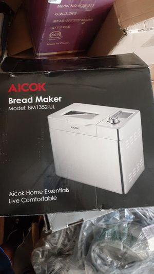 Aicok Bread Maker BM1352-UL for Sale in Pomona, CA