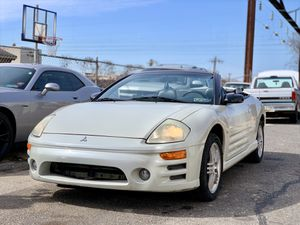 2003 Mitsubishi Eclipse Spyder GT for Sale in Philadelphia, PA