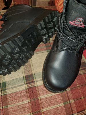 Mens Brahma work boots 12W for Sale in Wade, NC