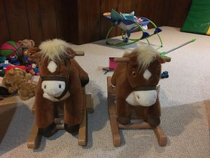 Little rocking horses for Sale in Columbus, OH