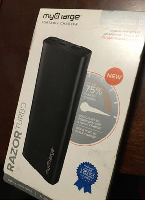 My charge portable charger for Sale in Fresno, CA