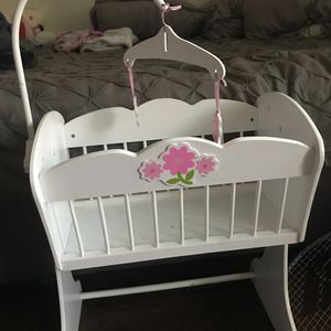 Doll Crib for Sale in Los Angeles, CA