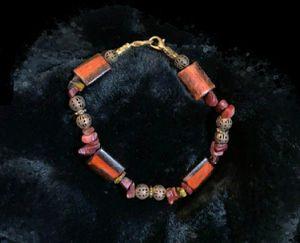 Men's bracelet/anklet - handmade! for Sale in Fort Washington, MD