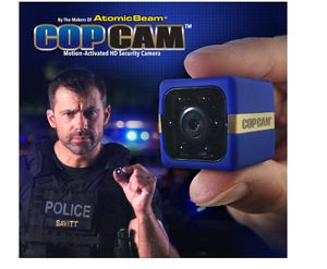 Cop Cam As Seen on TV Indoor and Outdoor Security Camera - Black for Sale in New Orleans, LA