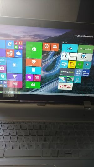hp envy notebook - m7-k211dx for Sale in Redwood City, CA