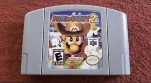 N64 - Nintendo 64 - Mario Party 2 for Sale in Lowellville, OH