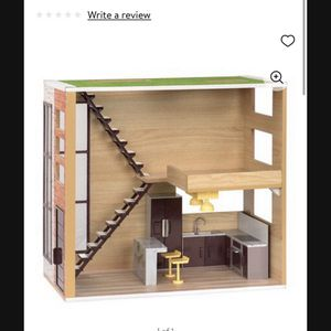 Doll House Prefect For 6inch Dolls for Sale in Los Alamitos, CA