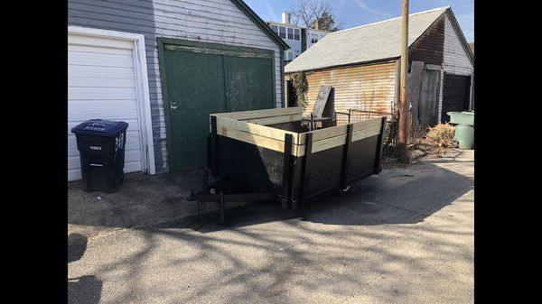 8x6' trailer with title