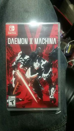 Daemon X Machina Nintendo switch for Sale in Loma Linda, CA