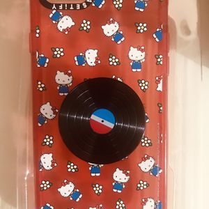 Casetify Hello Kitty Case/ iPhone 7 w/ Popsocket for Sale in Garden Grove, CA