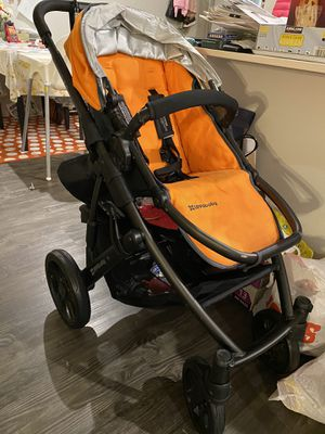 Uppababy vista stroller for Sale in Milpitas, CA