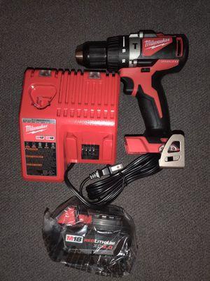 Milwaukee M18 Brushless Hammer Drill Kit for Sale in Phoenix, AZ