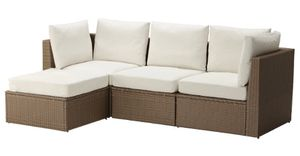 IKEA Arholma outdoor sofa for Sale in La Jolla, CA