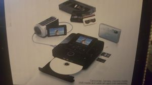 Multi function dvd recorder transfers pics & vids to DVD for Sale in Newark, OH