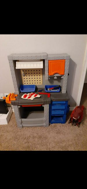 Kids Tool Bench for Sale in Buckeye, AZ