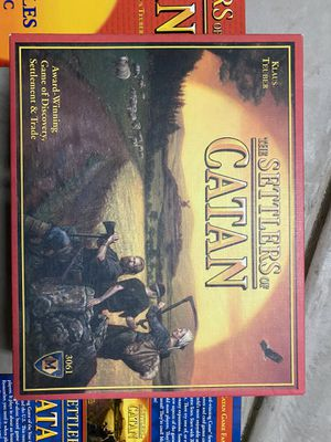 Settlers of Catan for Sale in San Diego, CA
