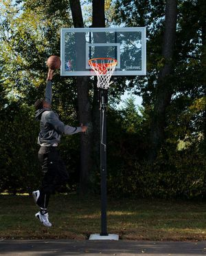 """Brand New NBA Spalding 54"""" Acrylic In-Ground Basketball Hoop System for Sale in Manchester, PA"""