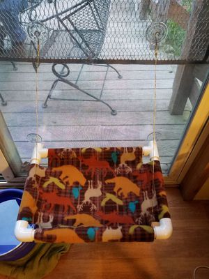 Hanging cat beds and raised pet beds for Sale in Campbell, NY