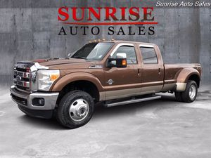 2011 Ford F-350 Super Duty Lariat for Sale in Milwaukie, OR
